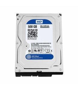 Western Digital Blue 500GB SATA interne harde schijf