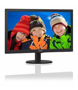 Philips LCD-monitor met SmartControl Lite 243V5QHSBA/00