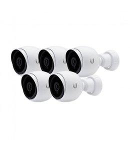 Ubiquiti Networks UVC-G3-AF-5 IP security camera Buiten Rond Wit bewakingscamera