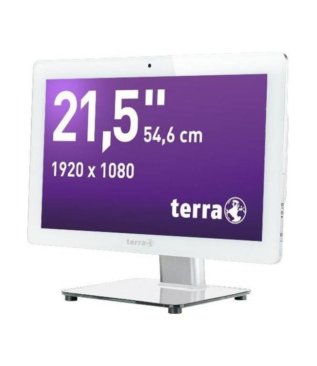 """Terra ALL-IN-ONE-PC 2211wh GREENLINE /  21,5"""" / i5-7500 / 8 GB / 250 GB /W10Pro"""