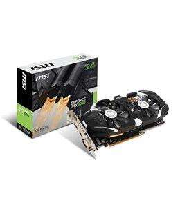 MSI GeForce GTX 1060 6GT OCV1 GeForce GTX 1060 6GB GDDR5