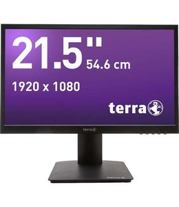 "Terra LED 2226W PV black HDMI GREENLINE PLUS / 21,5"""