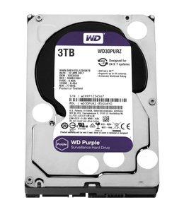 Western Digital HDD WD Purple™ 3TB IntelliPower - 64MB - SATA-600