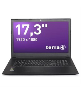 "Terra MOBILE 1776 / 17,3"" / i7-7700HQ / 16 GB / 500 GB / W10Pro / Geforce GTX1050"