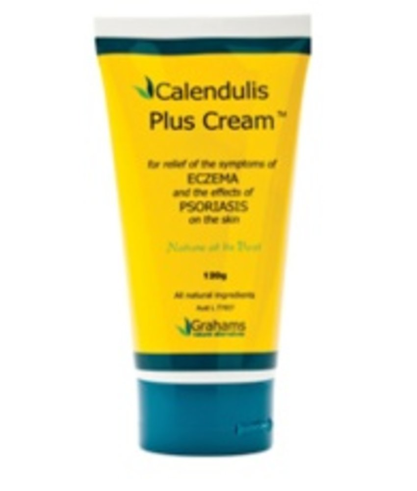 Grahams Grahams calendula plus cream