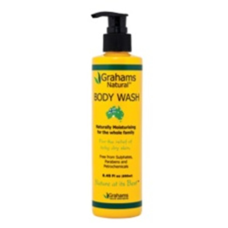 Grahams Grahams douchegel / bodywash