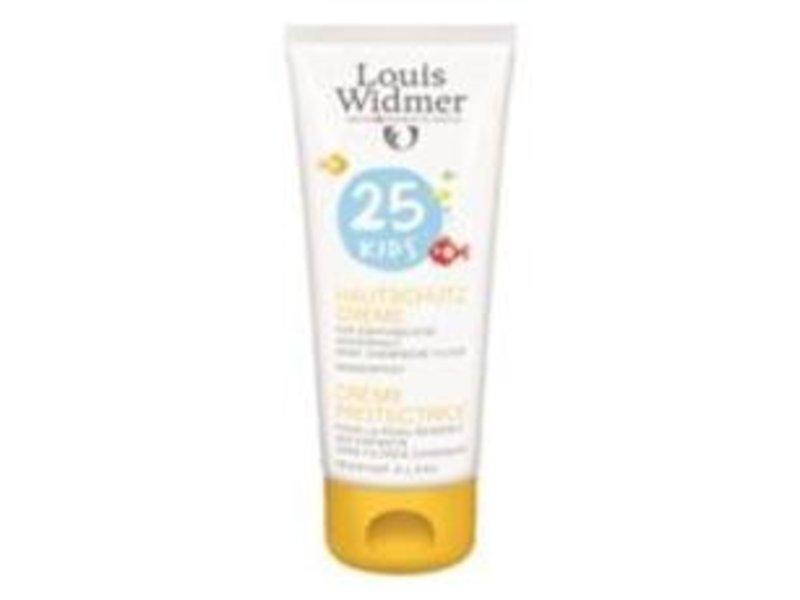 Louis Widmer Louis Widmer Protection Cream KIDS SPF 25 ongeparfumeerd
