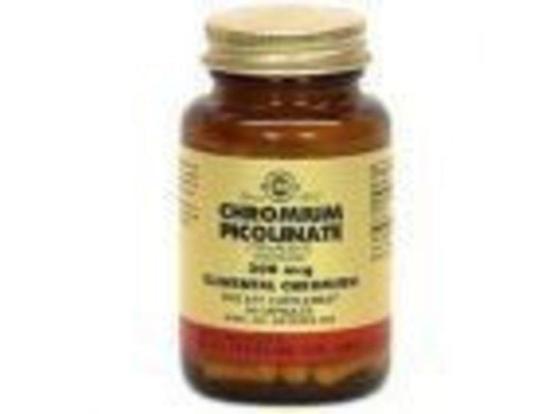 Solgar Solgar Chromium Picolinate 200 microgram