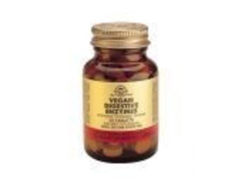 Solgar Solgar Vegan Digestive Enzymes tabletten