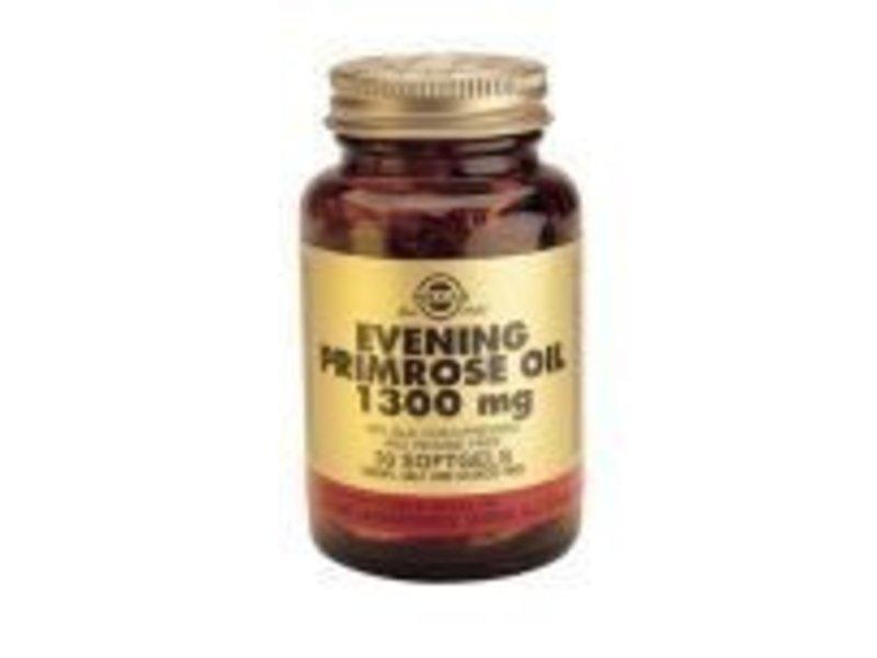 Solgar Solgar Evening Primrose Oil 1300 mg Teunisbloemolie softgels