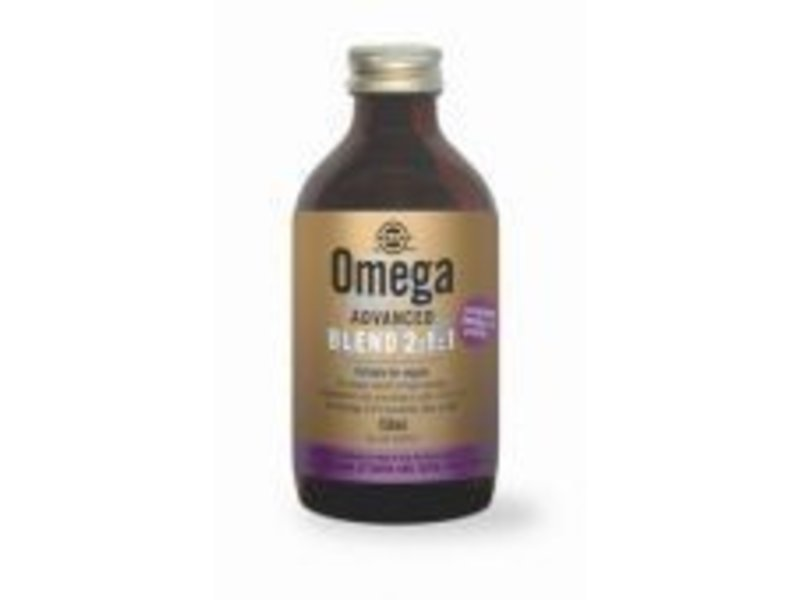 Solgar Solgar Omega Advanced Blend 2:1:1 150 ml