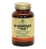 Solgar Solgar Vitamin B-complex '100' plantaardige capsules