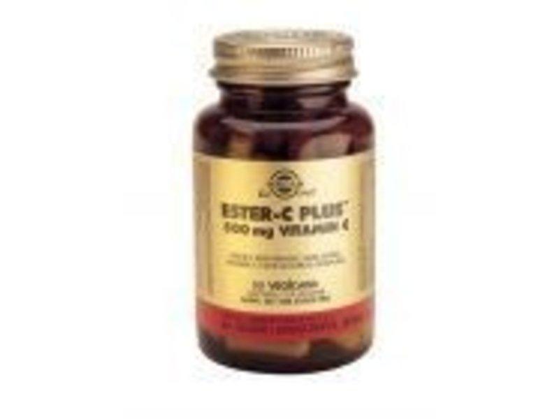 Solgar Solgar Ester-C Plus 500 mg plantaardige capsules