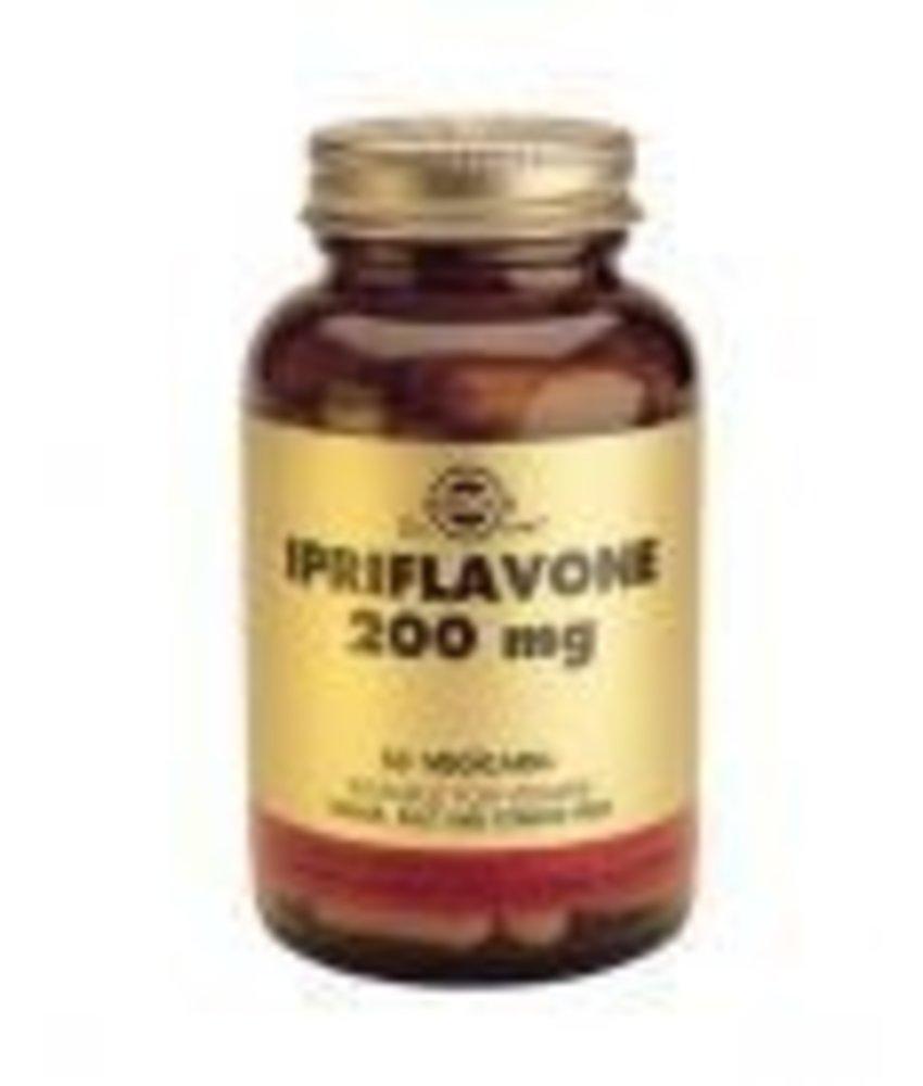 Solgar Solgar Ipriflavone 200 mg plantaardige capsules