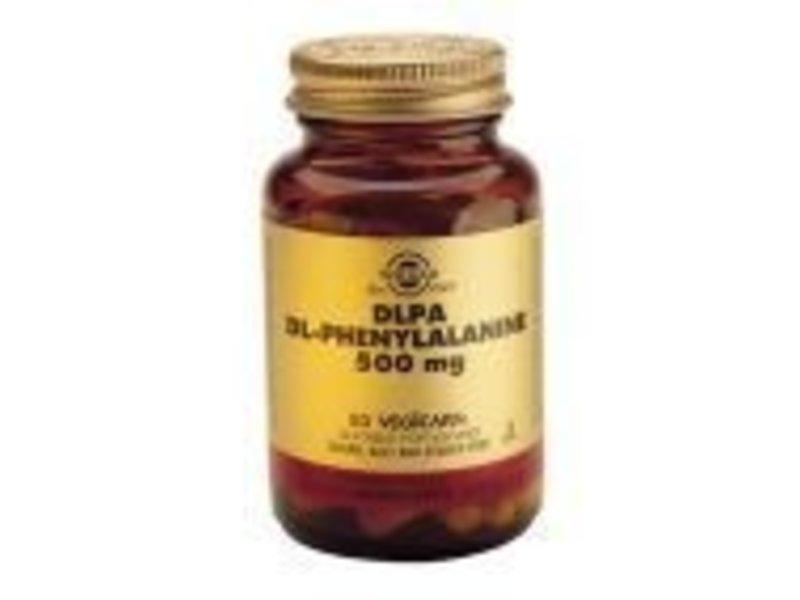 Solgar Solgar DLPA plantaardige capsules