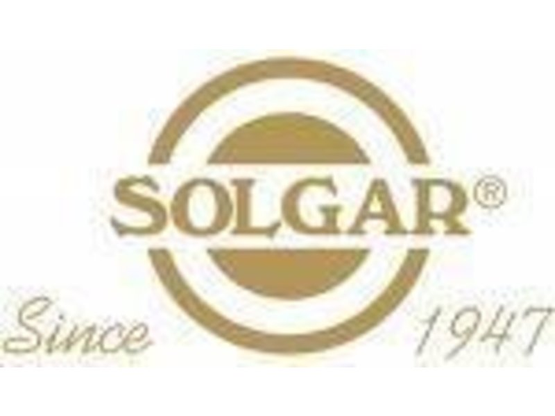 Solgar Solgar Hawthorne Berry Extract Meidoorn plantaardige capsules