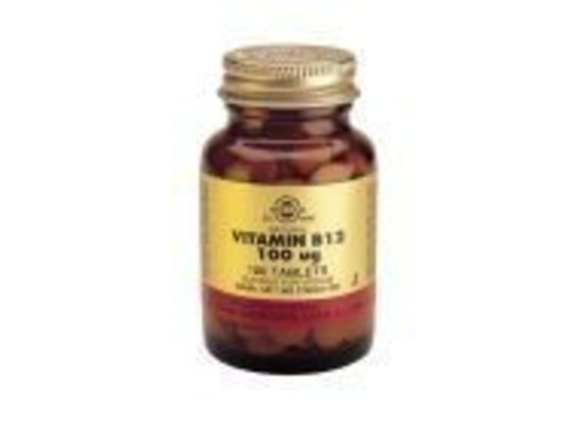 Solgar Solgar Vitamin B-12 100 åµg