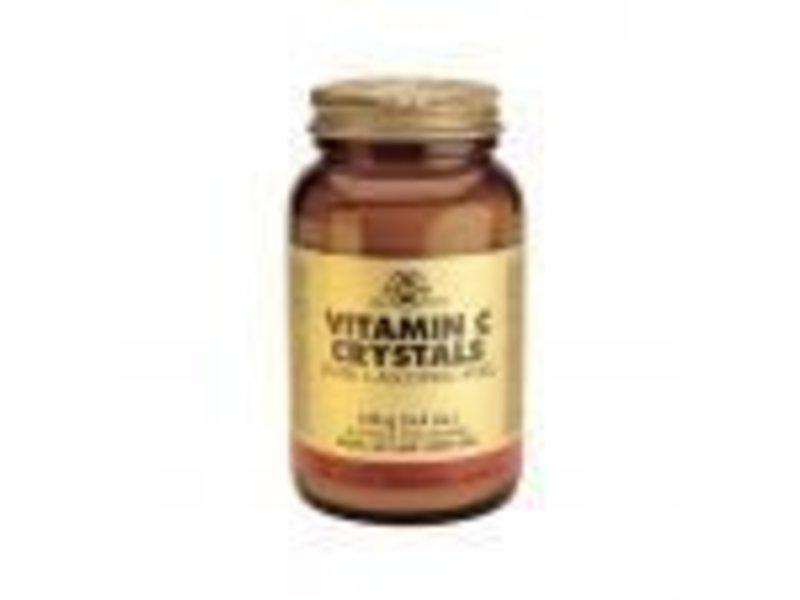Solgar Solgar Vitamin C Crystals poeder