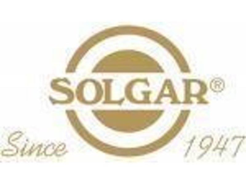 Solgar Solgar Zinc Citrate 30 mg plantaardige capsules
