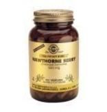 Solgar Solgar Hawthorne Berry Meidoorn bes plantaardige capsules