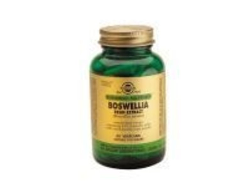 Solgar Solgar Boswellia Resin Extract plantaardige capsules