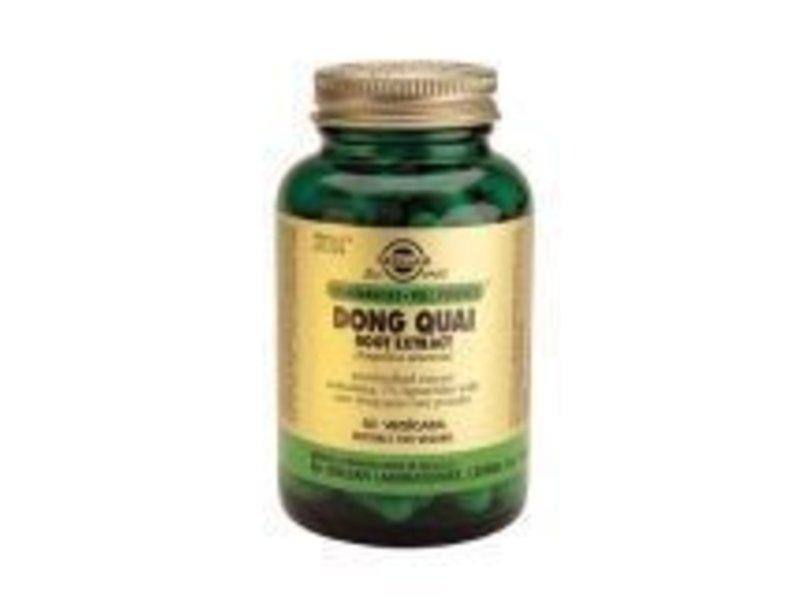 Solgar Solgar Dong Quai Root Extract plantaardige capsules