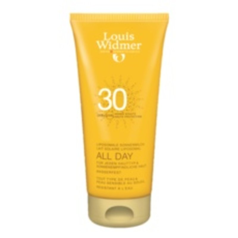 Louis Widmer All Day SPF 30+ licht geparfumeerd