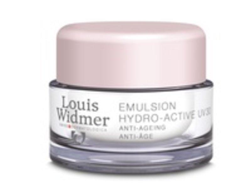 Louis Widmer Dag emulsie Met UV30 voor normale &gemengde huid geparfumeerd