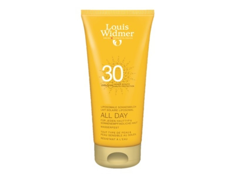 Louis Widmer Louis Widmer All Day SPF 30+ ongeparfumeerd