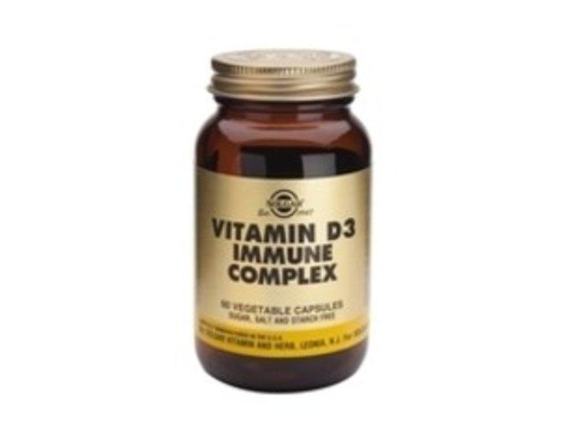 Solgar Solgar Vitamine D3 Immune Complex vanaf het najaar weer leverbaar