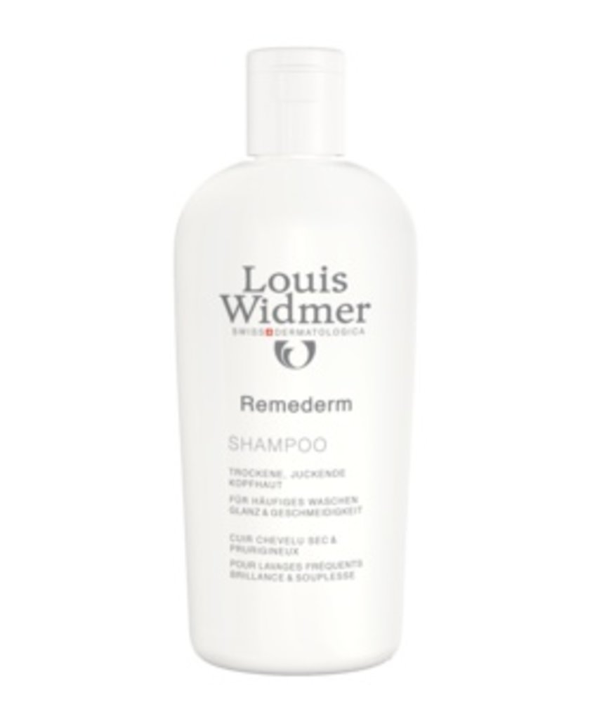 Louis Widmer Remederm Shampoo geparfumeerd