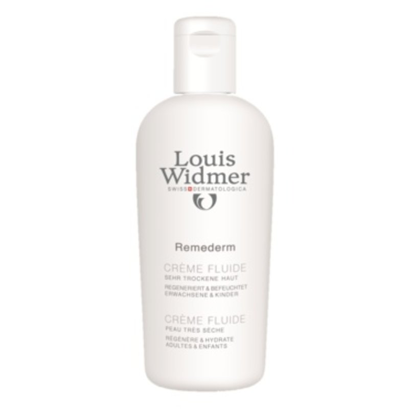Louis Widmer Remederm Creme Fluide (bodylotion) ongeparfumeerd