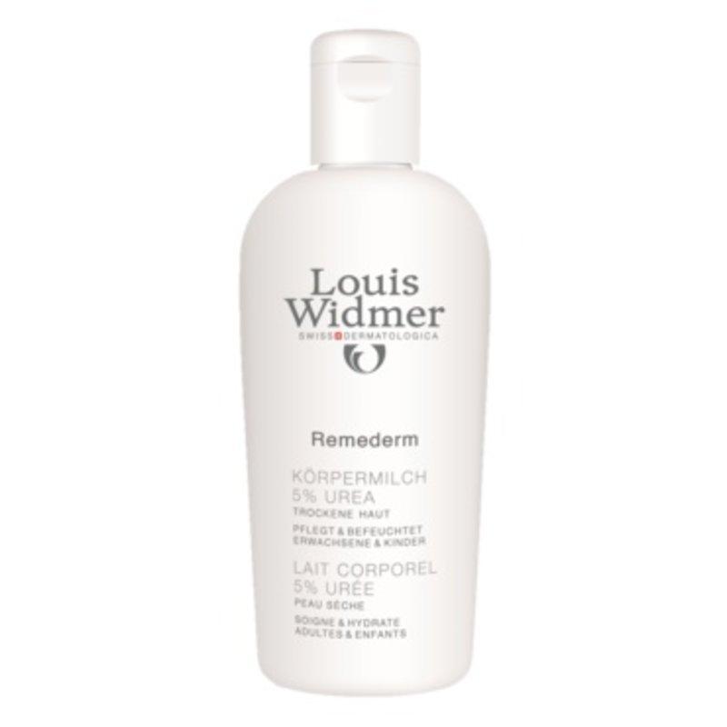 Louis Widmer Remederm lichaamsmelk ongeparfumeerd