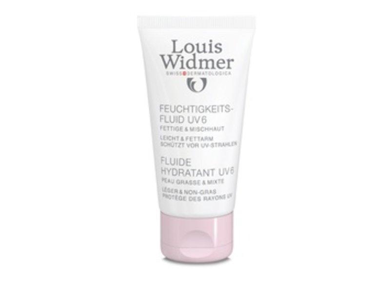 Louis Widmer Louis Widmer Hydraterende Fluid UV 6 ongeparfumeerd
