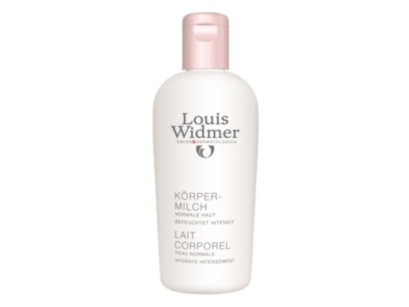 Louis Widmer Louis Widmer Lichaamsmelk Geparfumeerd (bodymilk)