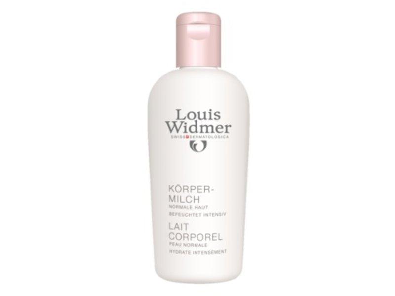 Louis Widmer Louis Widmer Lichaamsmelk ongeparfumeerd (bodymilk