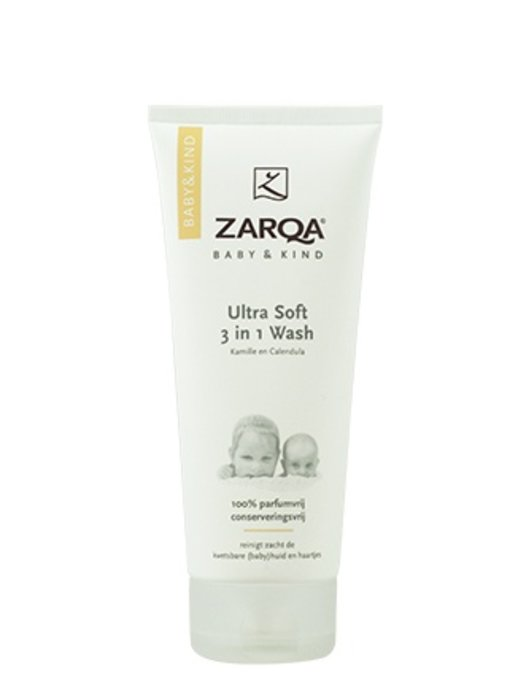 Zarqa Zarqa ultra soft 3 in 1 wash