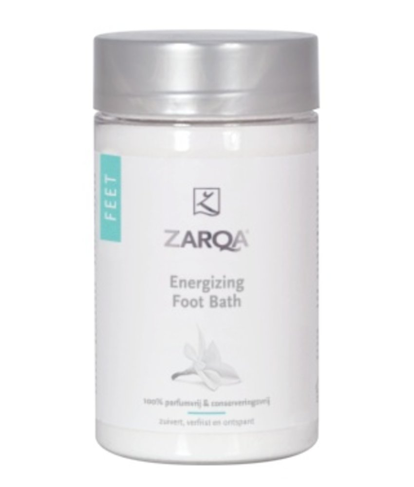 Zarqa Zarqa energizing foot bath