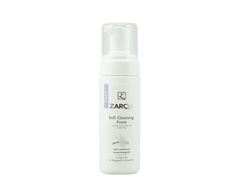 Zarqa Zarqa soft cleansing foam