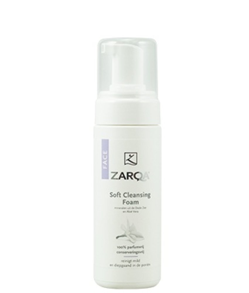 Zarqa Zarqa soft cleansing foam