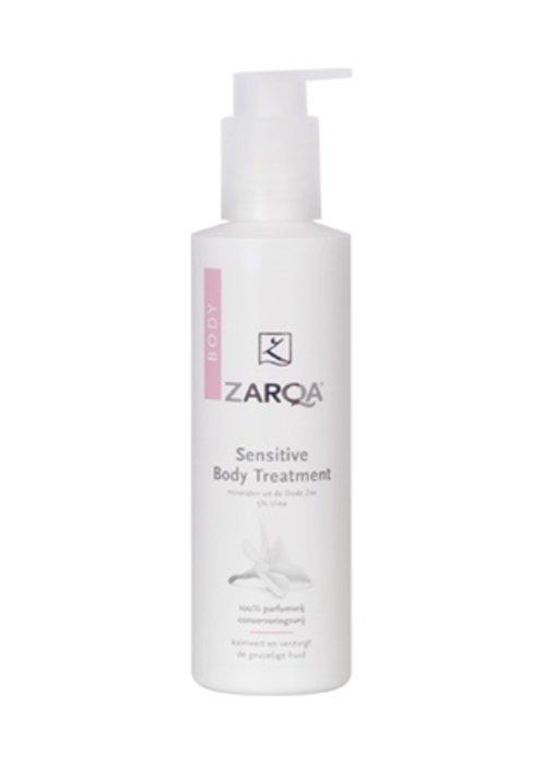 Zarqa Zarqa sensitive body treatment