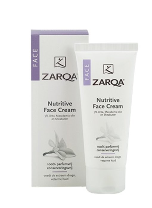 Zarqa Zarqa nutritive face cream