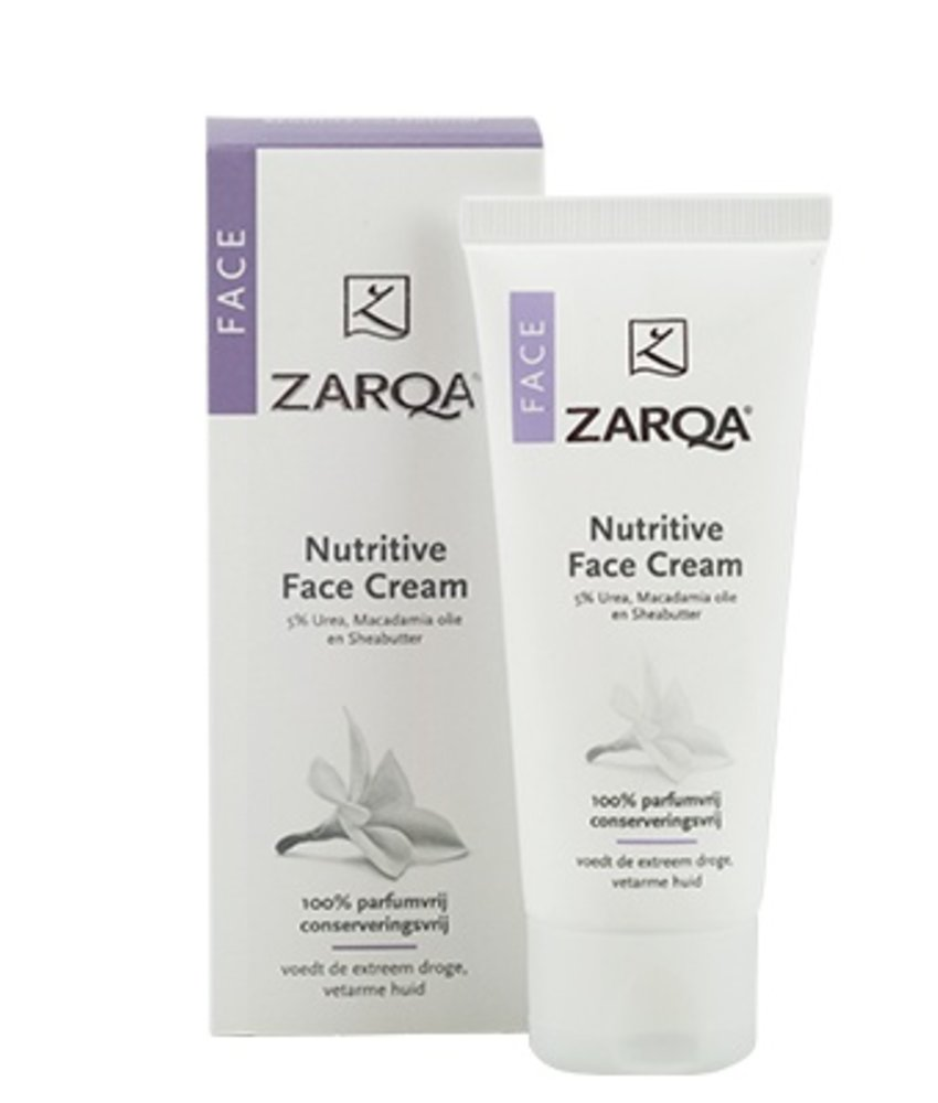 Zarqa Zarqa nutritive face cream