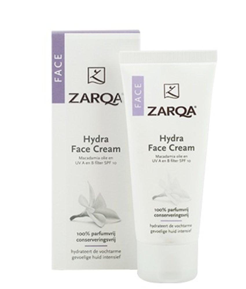 Zarqa Zarqa hydra face cream