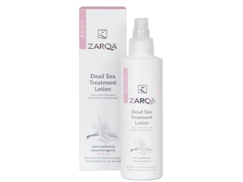 Zarqa Zarqa dead sea treatment lotion
