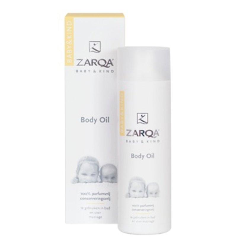 Zarqa Zarqa baby body olie