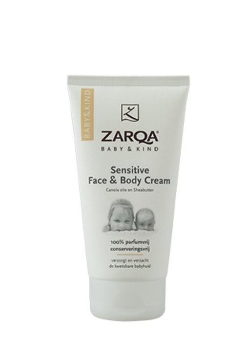 Zarqa Zarqa baby sensitive face & body cream