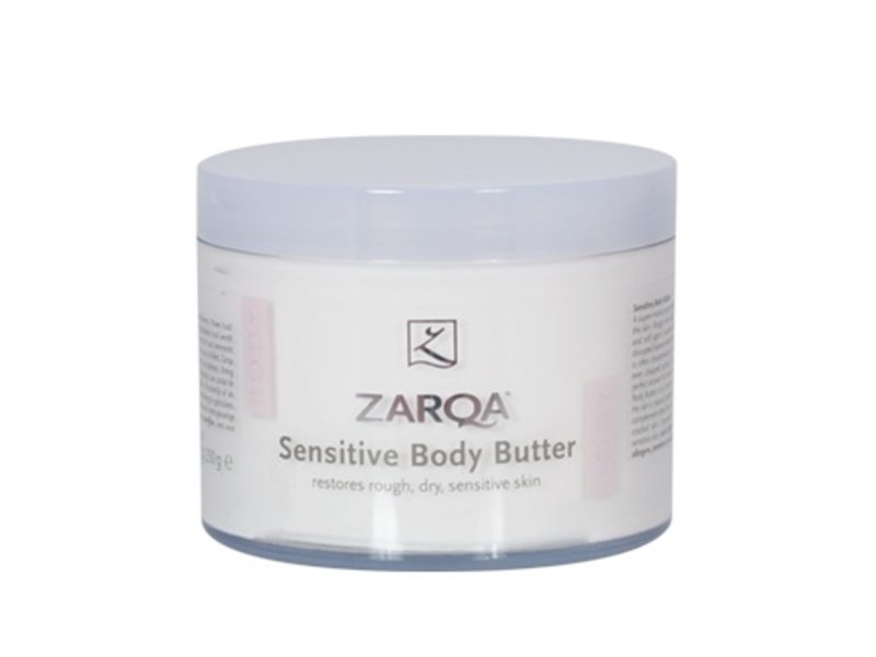 Zarqa Zarqa sensitive body butter