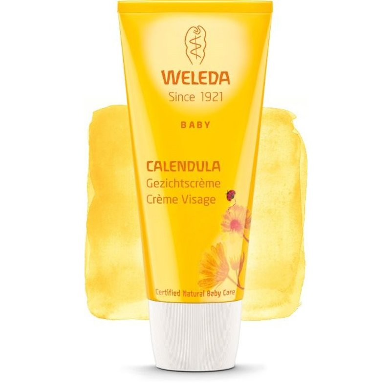 Weleda Weleda calendula gezichtscrème