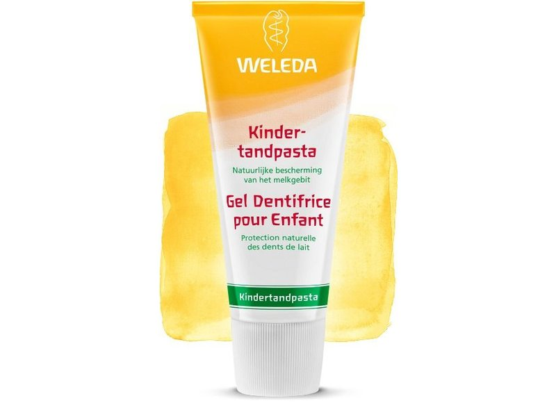 Weleda Weleda kindertandpasta